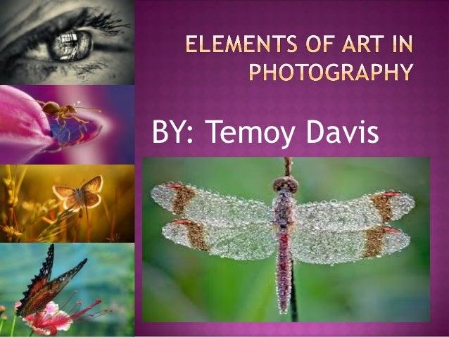 BY: Temoy Davis