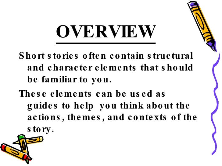element of a short story essay The essay important elements in the essay there are three main areas you need to consider when writing an essay you need to evaluate.