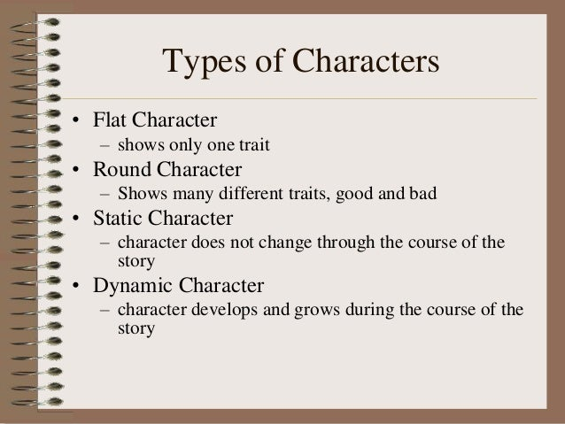 short stories with dynamic characters
