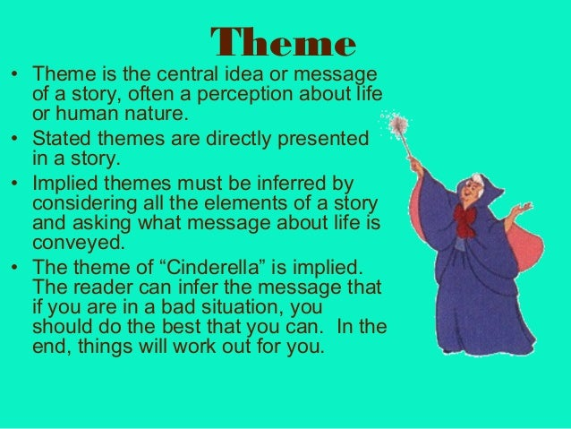 theme of a story
