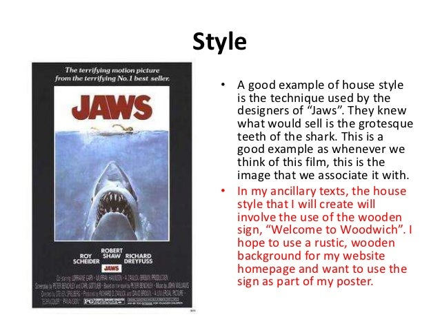 Techniques used in the film jaws