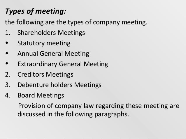 what happens at the meeting of the creditors The meeting of creditors is held in a meeting room, not a courtroom there will be no judge present the trustee will run the hearing, and creditors may attend as well.