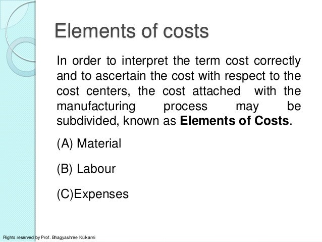 cost classification Cost accounting assignment help, importance of cost classification, importance of cost classification analysis of cost behaviour is significant to all organizations.