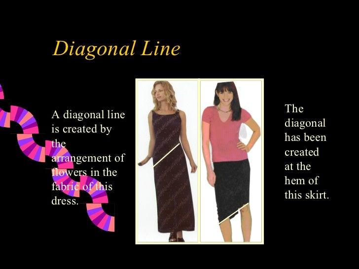 Line In Fashion Design : Elements of design