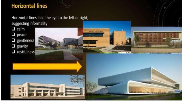 Architecture Design Elements elements & prenciples of architecture design