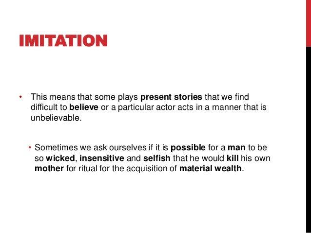 imitating essay Imitation of life film essays: over 180,000 imitation of life film essays, imitation of life film term papers, imitation of life film research paper, book reports.