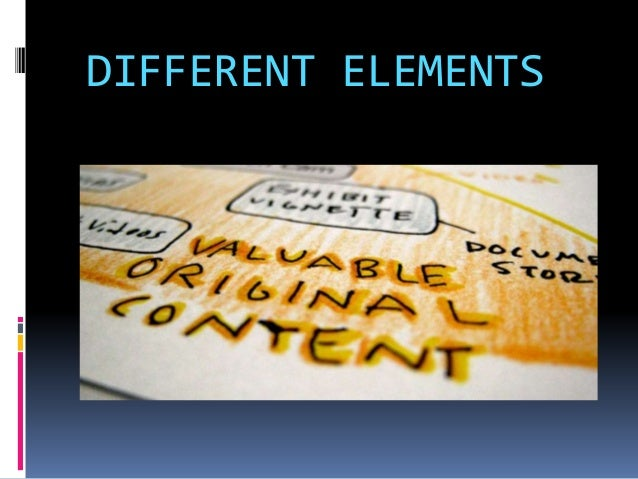elements of essay its definition 4 different elements