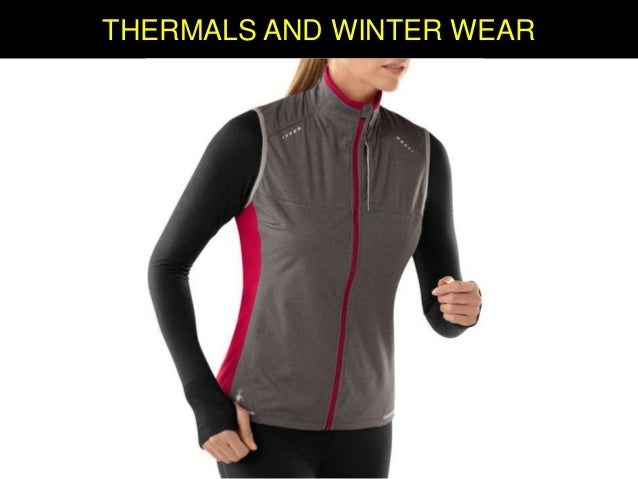 THERMALS AND WINTER WEAR