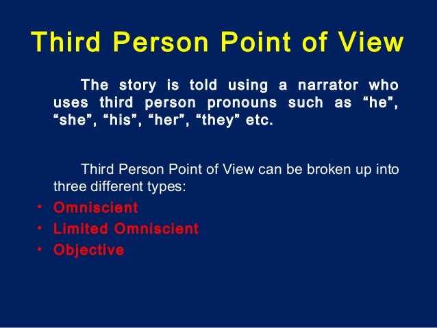 Second Person Point Of View Definition | www.imgkid.com ...
