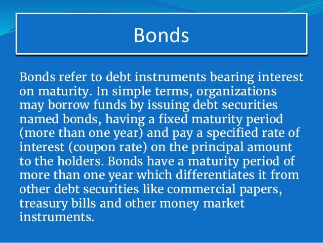 when you refer to a bonds coupon, you are referring to which one of the following?