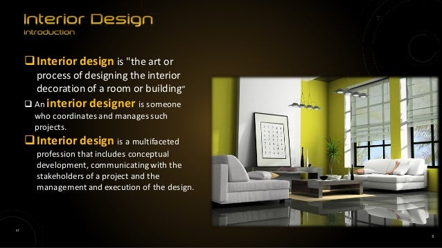 Elements Of Interior Design And Decoration elements of interior design