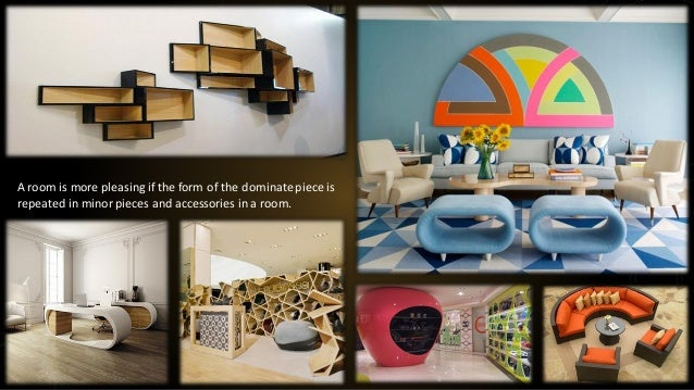 Shape And Form In Design : Elements of interior design