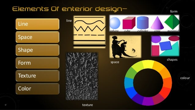 Color As An Element Of Design : Elements of interior design