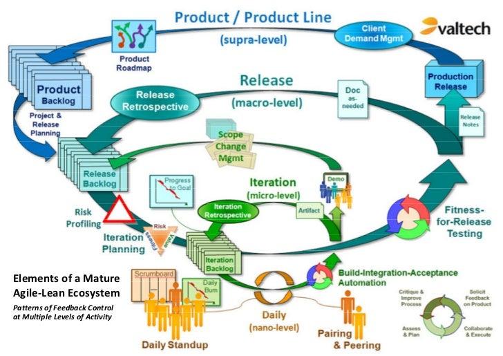 Elements Of Mature Agile Lean Ecosystem