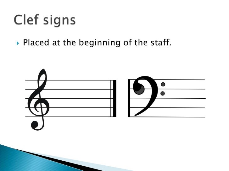 musical staff sign