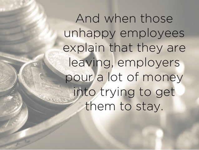 But what if companies didn't do that?