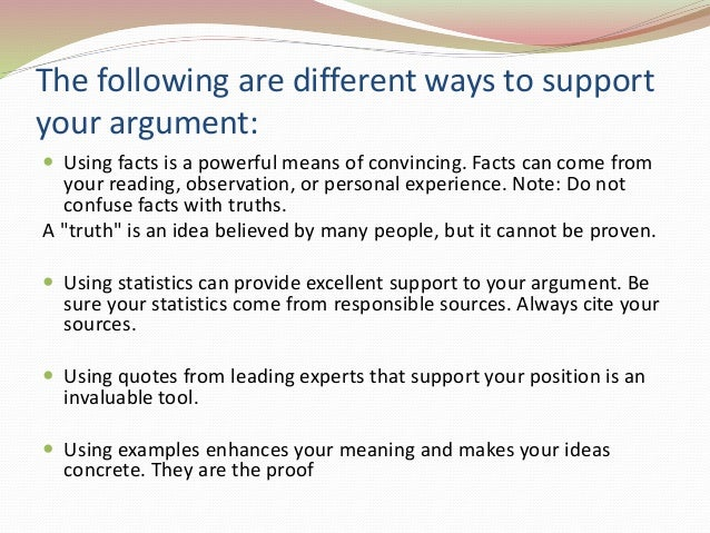 elements of argument All the elements of argument with the strongest coverage of research elements of argument teaches students how to approach, develop, and defend arguments one element at a time this.