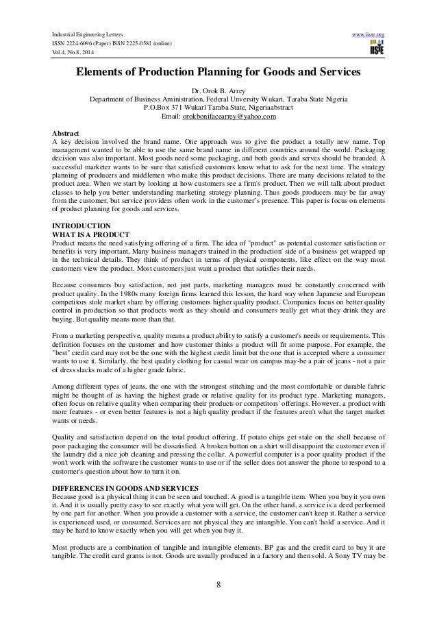 Industrial Engineering Letters Www.iiste.org ISSN 2224 6096 (Paper) ISSN ...