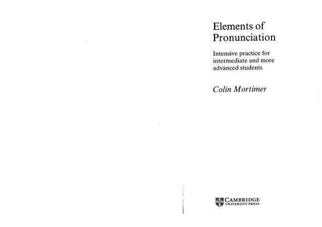 Elementsofpronunciation Slide 2