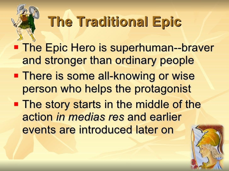 What Are Some Examples of an Epic Hero?
