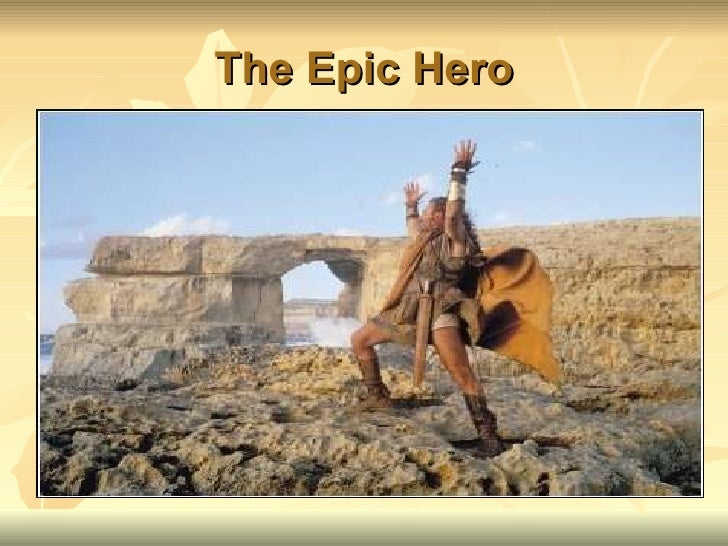 odysseus as an epic hero essays