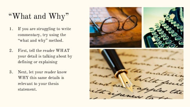 essay writing in detail