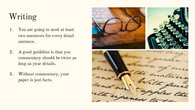 write good commentary english coursework Coursework in this specification involves individual creative writing arising from students' own ideas students are encouraged to choose two forms on which to focus.