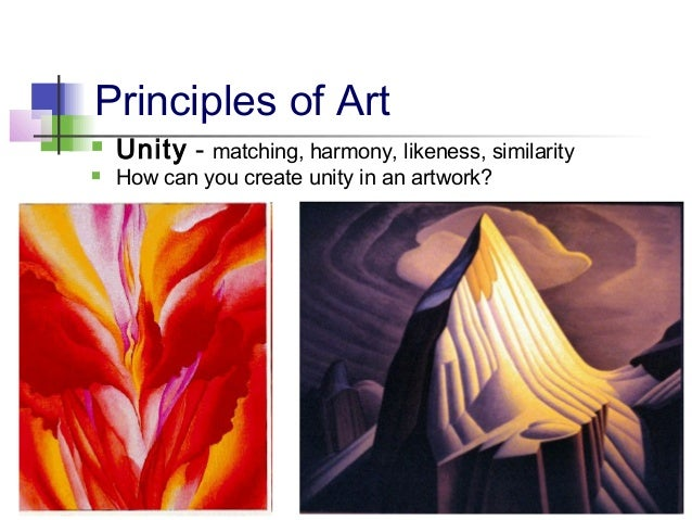 Unity Element Of Art : Principle of unity in art simple pixshark