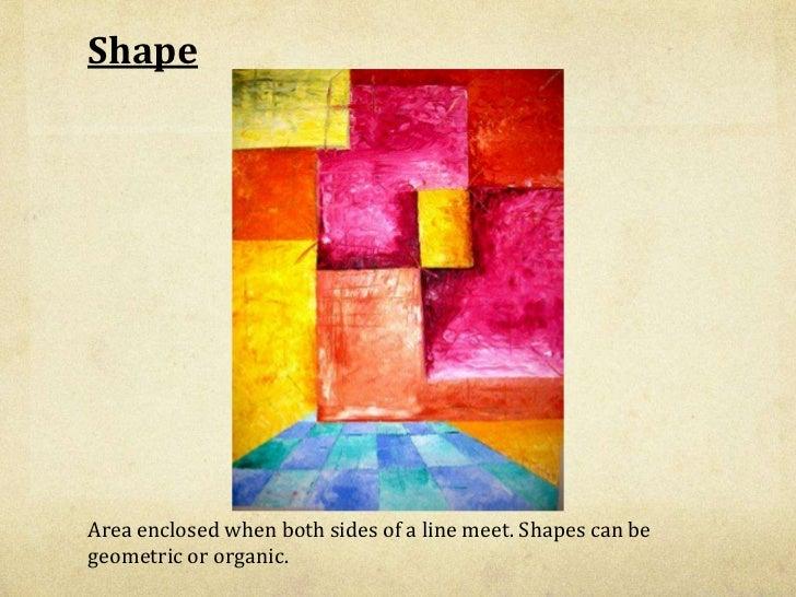Elements Principles Of Art Design Powerpoint
