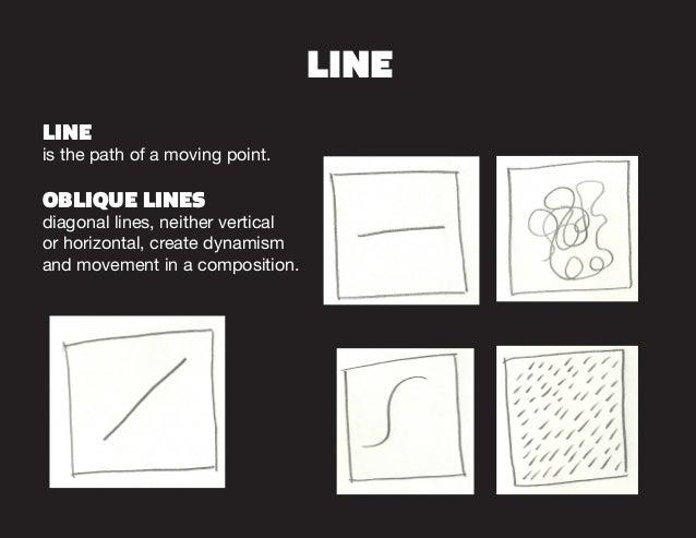 Principles Of Design Line : Elements & principles of design