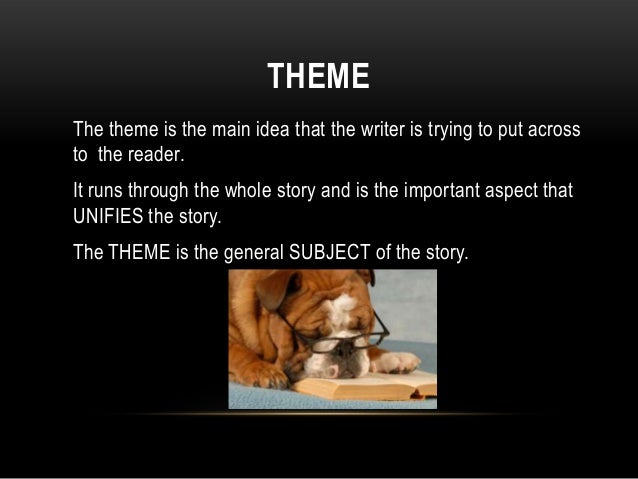 Theme (narrative)