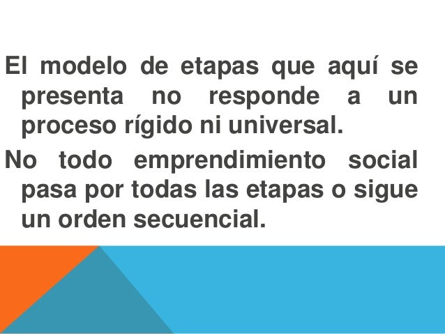 El emprendimiento social como marco de analisis jaqueine