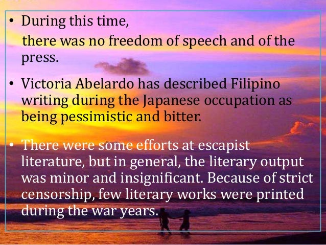"freedom of speech in the philippines essay Freedom of expression in the philippines by: aldrin c brosas ""give me the liberty to know freedom of speech and expression essay freedom of speech and."