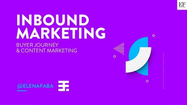 Red506 Taller de Inbound Marketing: Contenido y Personas Slide 2