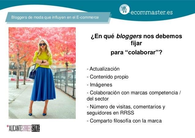 III Congreso Ecommaster - Moda y Ecommerce (Elena Vidal) Slide 3