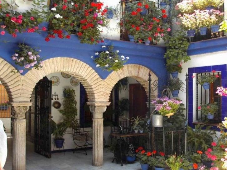 El encanto de los patios andaluces - Imagenes de patios andaluces ...