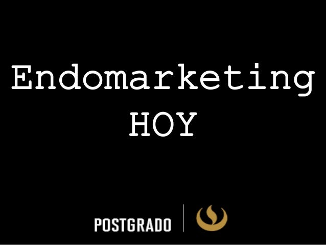 Endomarketing HOY