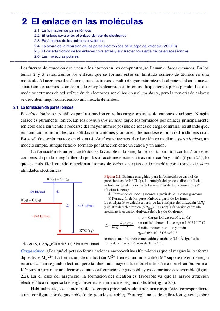 El enlace en las molculas 2 el enlace en las molcu urtaz Image collections