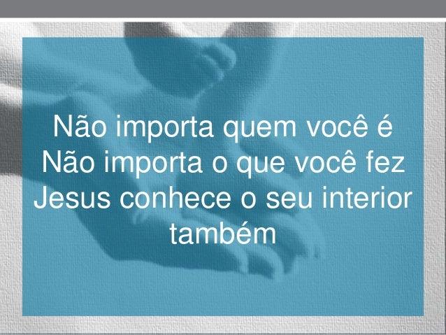 Ele não desiste - Marquinhos Gomes Slide 2