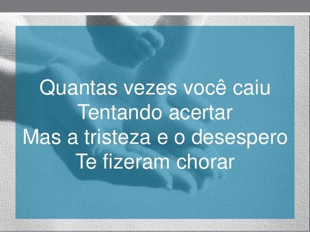 Ele não desiste - Marquinhos Gomes Slide 3