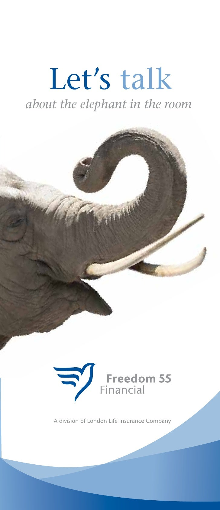 Let's talk about the elephant in the room