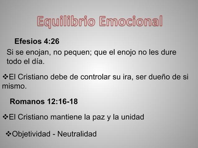 La persona debe de cuidar su físico, ya que la Palabra de Dios dice que es Templo del Espíritu Santo. No significa hacer u...