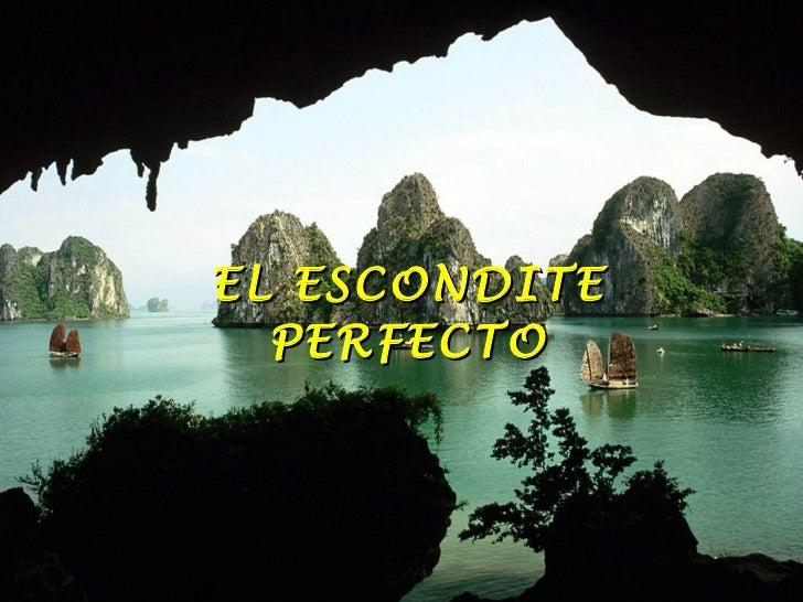 EL ESCONDITE PERFECTO