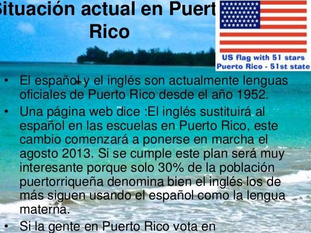 El espa ol en puerto rico - Nacionalidad de puerto rico en ingles ...
