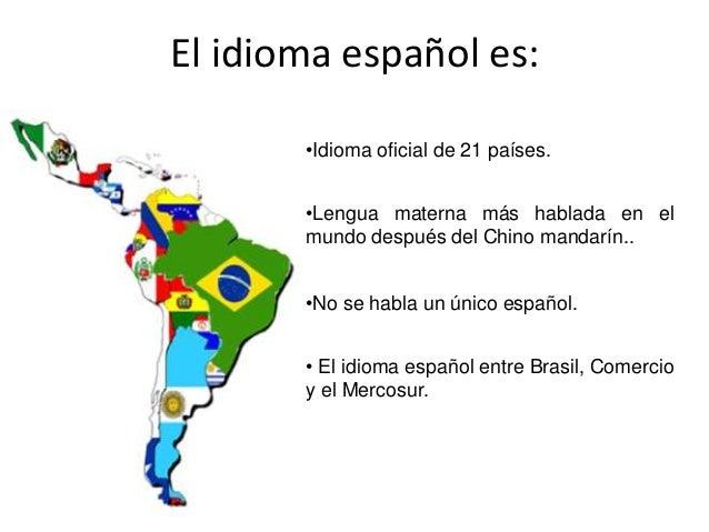 Resultado de imagem para EL IDIOMA ESPAÃ'OL