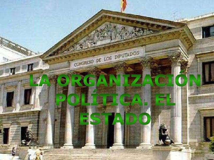 Los estados democráticosLos estados democráticos se apoyan en: El poder político pertenece al pueblo: al ser imposible qu...