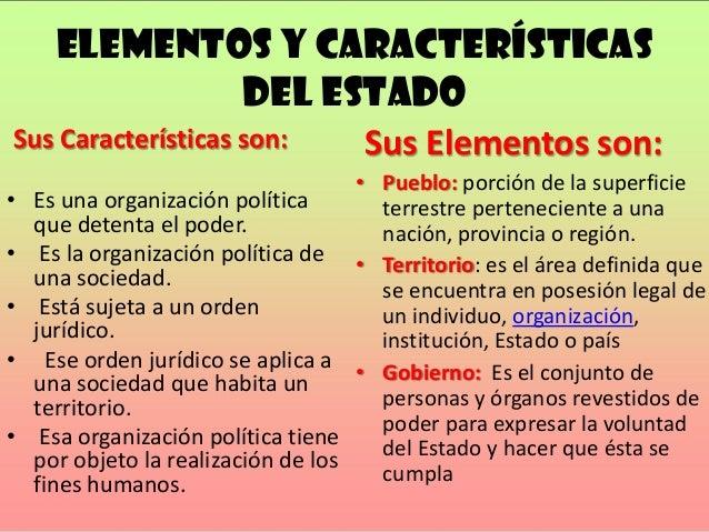 el estado y desarrollo politico geimeru chavez