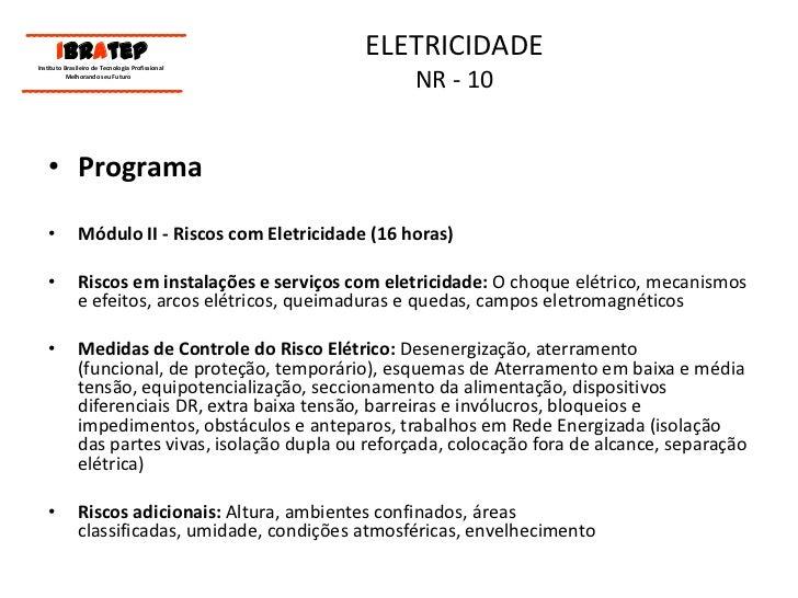 ... 5. ELETRICIDADE NR ... 0ed0e45b4c