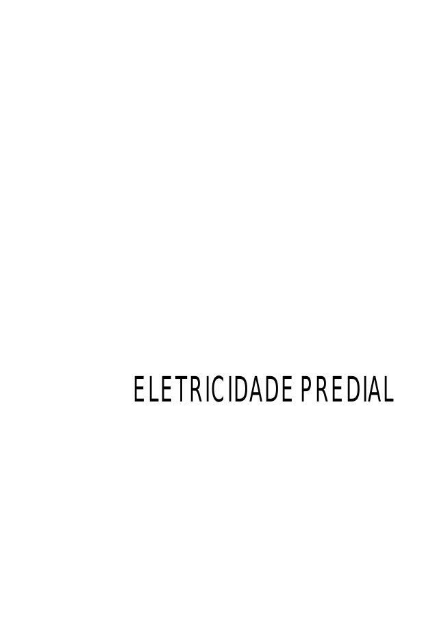 ELETRICIDADEPREDIAL