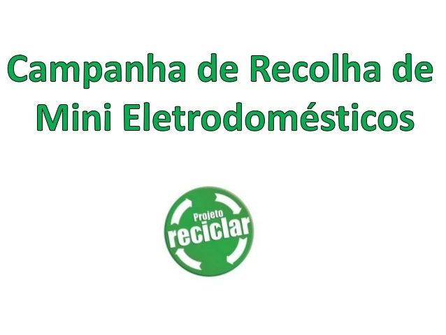 Exemplos de eletrodomésticos quepodem trazerVarinha MágicaComputadorTelemóvelMáquina FotográficaAspiradorSecador de Cabelo...